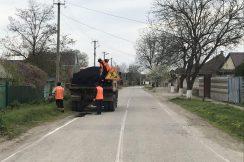Нормативное содержание автомобильных дорогах общего пользования регионального значения Баксанского и Прохладненского муниципальных районов КБР