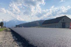 В Кабардино-Балкарии идёт ремонт дороги в селении Верхняя Жемтала