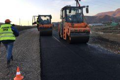 Реконструкция автомобильной дороги  общего пользования регионального значения Малка – Ингушли