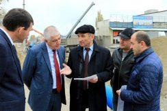 В Нальчике продолжается ремонт и реконструкция основных транспортных развязок столицы республики