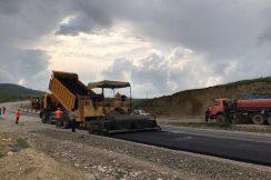 Реконструкция автомобильной дороги Малка – Ингушли (1 очередь, 2 стадия)