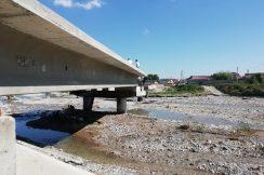 Строительство моста через р. Нальчик к с.п. Нартан