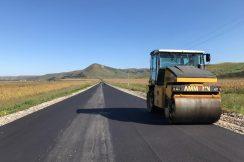 Реконструкция автомобильной дороги Малка – Ингушли продолжается