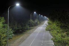 Начались работы по обустройству линии наружного электроосвещения на автомобильных дорогах общего пользования регионального значения Кабардино-Балкарской Республики