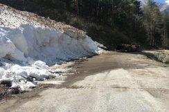 Строительство противолавинной галереи на подъезде от автодороги Прохладный – Эльбрус к альплагерю «Джантуган