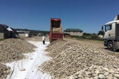 Капитальный ремонт автомобильной дороги Шалушка – Каменка на участке км 6+250 – км 7+250