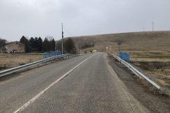 В Лескенском муниципальном районе Кабардино-Балкарской Республики на автомобильных дорогах общего пользования регионального значения ведутся работы по нормативному содержанию