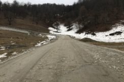 Реконструкция автомобильной дороги Бабугент – Безенги на участке км 4+625 – км 12+300